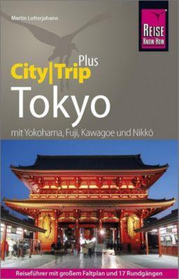 Reise Know-How Reiseführer Tokyo (CityTrip PLUS) - Martin Lutterjohann |