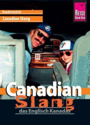 Reise Know-How Sprachführer Canadian Slang - das Englisch Kanadas, Philipp Gysling