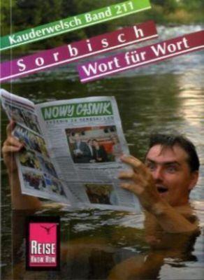 Reise Know-How Sprachführer Sorbisch - Wort für Wort, Till Vogt, Tobias Geis
