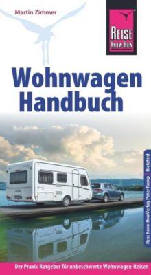 Reise Know-How Wohnwagen-Handbuch, Martin Zimmer