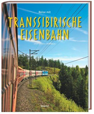 Reise mit Transsibirische Eisenbahn - Bernd Klaube |