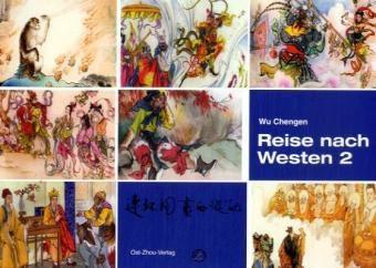 Reise nach Westen, Ch'eng-en Wu