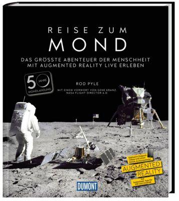 Reise zum Mond - Rod Pyle  