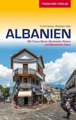 Reiseführer Albanien -  pdf epub