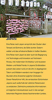 Reiseführer Japan - Produktdetailbild 3