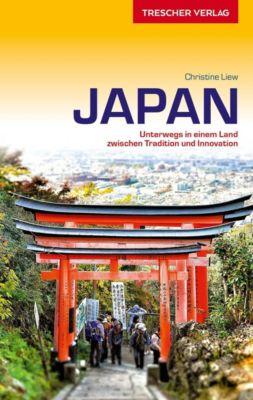 Reiseführer Japan, Christine Liew