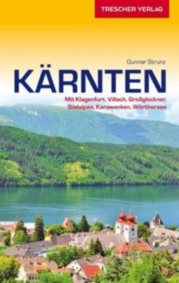 Reiseführer Kärnten - Gunnar Strunz |