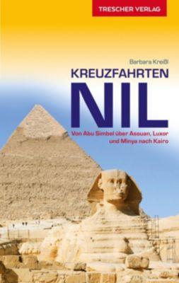 Reiseführer Kreuzfahrten Nil - Barbara Kreißl |