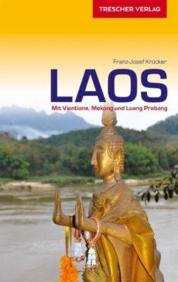 Reiseführer Laos - Franz-Josef Krücker  