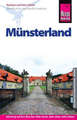 Reiseführer: Reise Know-How Reiseführer Münsterland, Hans Otzen, Barbara Otzen