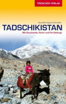 Reiseführer Tadschikistan, Sonja Bill, Dagmar Schreiber
