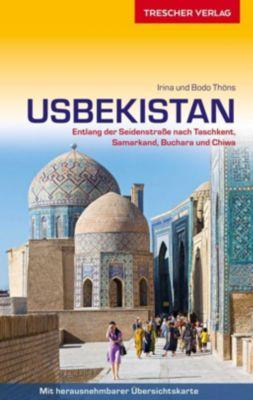 Reiseführer Usbekistan -  pdf epub