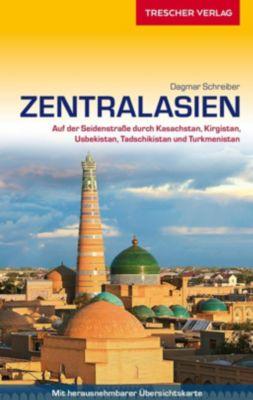 Reiseführer Zentralasien - Dagmar Schreiber |