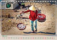 Reiselogbuch Vietnam (Tischkalender 2019 DIN A5 quer) - Produktdetailbild 5