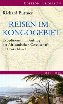 Reisen im Kongogebiet, Richard Büttner