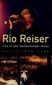 Reiser,Rio: Live, Berlin DDR 88, Rio Reiser