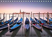 Reiseträume - Sehnsuchtsziele rund um den Globus (Tischkalender 2019 DIN A5 quer) - Produktdetailbild 1