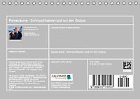 Reiseträume - Sehnsuchtsziele rund um den Globus (Tischkalender 2019 DIN A5 quer) - Produktdetailbild 13