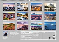 Reiseträume - Sehnsuchtsziele rund um den Globus (Wandkalender 2019 DIN A2 quer) - Produktdetailbild 13