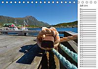 Reiseziel Lofoten (Tischkalender 2019 DIN A5 quer) - Produktdetailbild 7