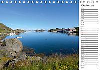 Reiseziel Lofoten (Tischkalender 2019 DIN A5 quer) - Produktdetailbild 10