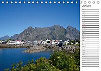 Reiseziel Lofoten (Tischkalender 2019 DIN A5 quer) - Produktdetailbild 6