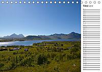 Reiseziel Lofoten (Tischkalender 2019 DIN A5 quer) - Produktdetailbild 3