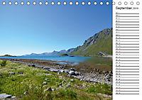 Reiseziel Lofoten (Tischkalender 2019 DIN A5 quer) - Produktdetailbild 9