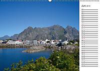 Reiseziel Lofoten (Wandkalender 2019 DIN A2 quer) - Produktdetailbild 6