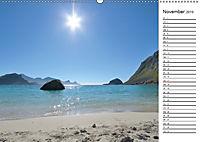 Reiseziel Lofoten (Wandkalender 2019 DIN A2 quer) - Produktdetailbild 11