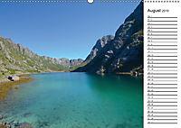 Reiseziel Lofoten (Wandkalender 2019 DIN A2 quer) - Produktdetailbild 8