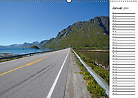 Reiseziel Lofoten (Wandkalender 2019 DIN A2 quer) - Produktdetailbild 1