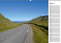 Reiseziel Lofoten (Wandkalender 2019 DIN A2 quer) - Produktdetailbild 5