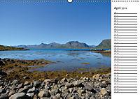 Reiseziel Lofoten (Wandkalender 2019 DIN A2 quer) - Produktdetailbild 4