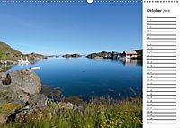 Reiseziel Lofoten (Wandkalender 2019 DIN A2 quer) - Produktdetailbild 10