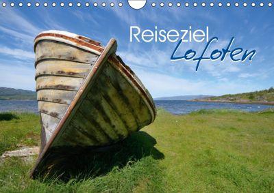 Reiseziel Lofoten (Wandkalender 2019 DIN A4 quer), Miriam Kaina