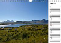 Reiseziel Lofoten (Wandkalender 2019 DIN A4 quer) - Produktdetailbild 3