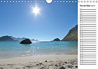 Reiseziel Lofoten (Wandkalender 2019 DIN A4 quer) - Produktdetailbild 11