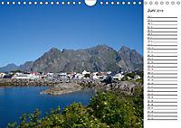 Reiseziel Lofoten (Wandkalender 2019 DIN A4 quer) - Produktdetailbild 6
