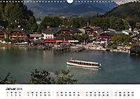 Reizvolle Gewässer im Berchtesgadener Land (Wandkalender 2019 DIN A3 quer) - Produktdetailbild 1