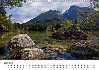 Reizvolle Gewässer im Berchtesgadener Land (Wandkalender 2019 DIN A3 quer) - Produktdetailbild 6