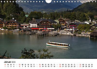 Reizvolle Gewässer im Berchtesgadener Land (Wandkalender 2019 DIN A4 quer) - Produktdetailbild 1