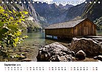 Reizvolle Gewässer im Berchtesgadener Land (Tischkalender 2019 DIN A5 quer) - Produktdetailbild 9