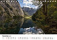 Reizvolle Gewässer im Berchtesgadener Land (Tischkalender 2019 DIN A5 quer) - Produktdetailbild 11