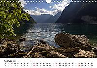 Reizvolle Gewässer im Berchtesgadener Land (Wandkalender 2019 DIN A4 quer) - Produktdetailbild 2