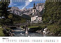 Reizvolle Gewässer im Berchtesgadener Land (Wandkalender 2019 DIN A4 quer) - Produktdetailbild 3