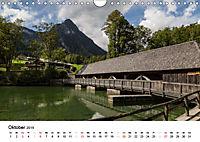 Reizvolle Gewässer im Berchtesgadener Land (Wandkalender 2019 DIN A4 quer) - Produktdetailbild 10