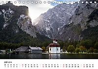 Reizvolle Gewässer im Berchtesgadener Land (Tischkalender 2019 DIN A5 quer) - Produktdetailbild 7