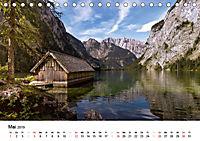 Reizvolle Gewässer im Berchtesgadener Land (Tischkalender 2019 DIN A5 quer) - Produktdetailbild 5