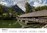 Reizvolle Gewässer im Berchtesgadener Land (Tischkalender 2019 DIN A5 quer) - Produktdetailbild 10
